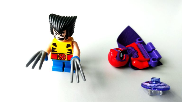 Lego Marvel-figurer