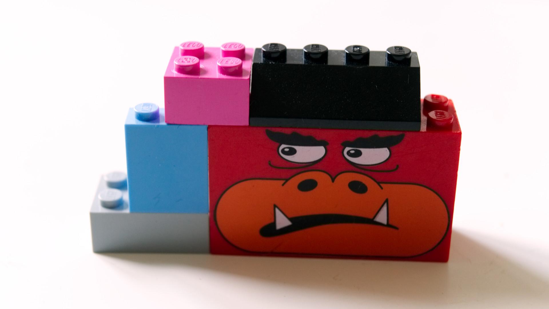 Lego-klodser