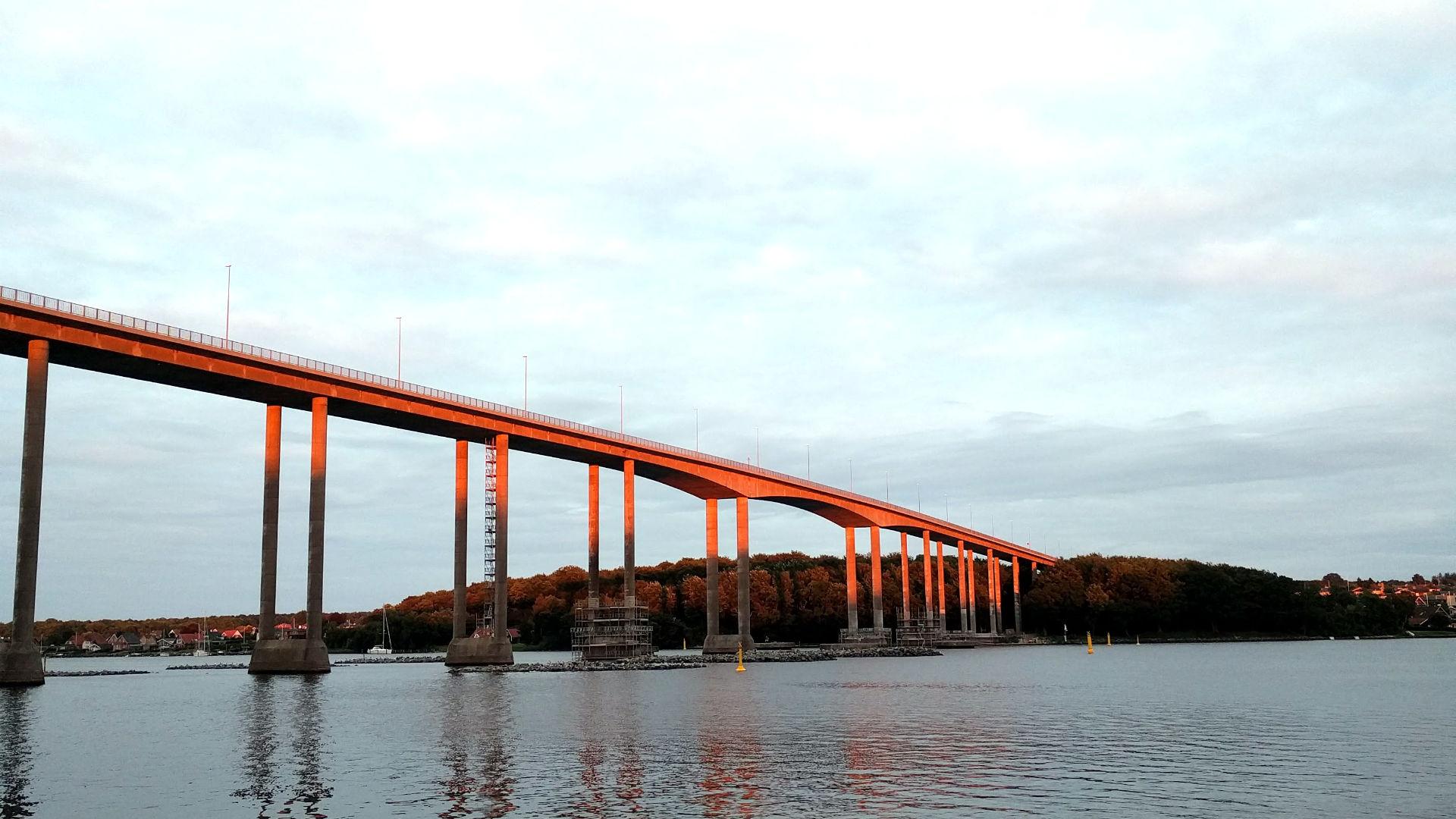 Svendborgsund broen